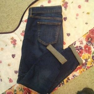 GAP Girlfriend Denim Jeans, Size 10